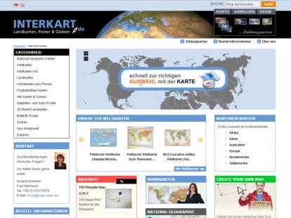 Interkart.de Magento E-Shop