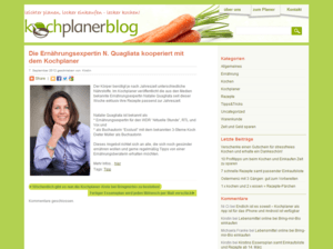 Webdesign WordPress Blog