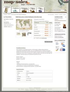 Einzelansicht des Produktes map-sales ganze Seite