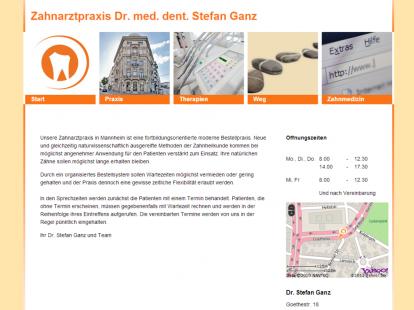 Dr. Ganz Zahnarztpraxis, Mannheim