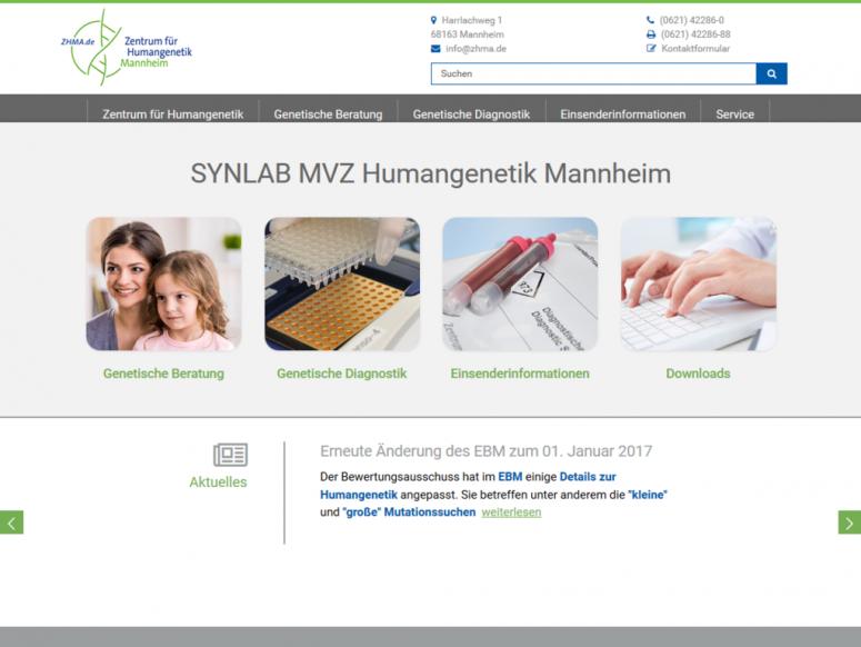 ZHMA / SYNLAB MVZ, Mannheim
