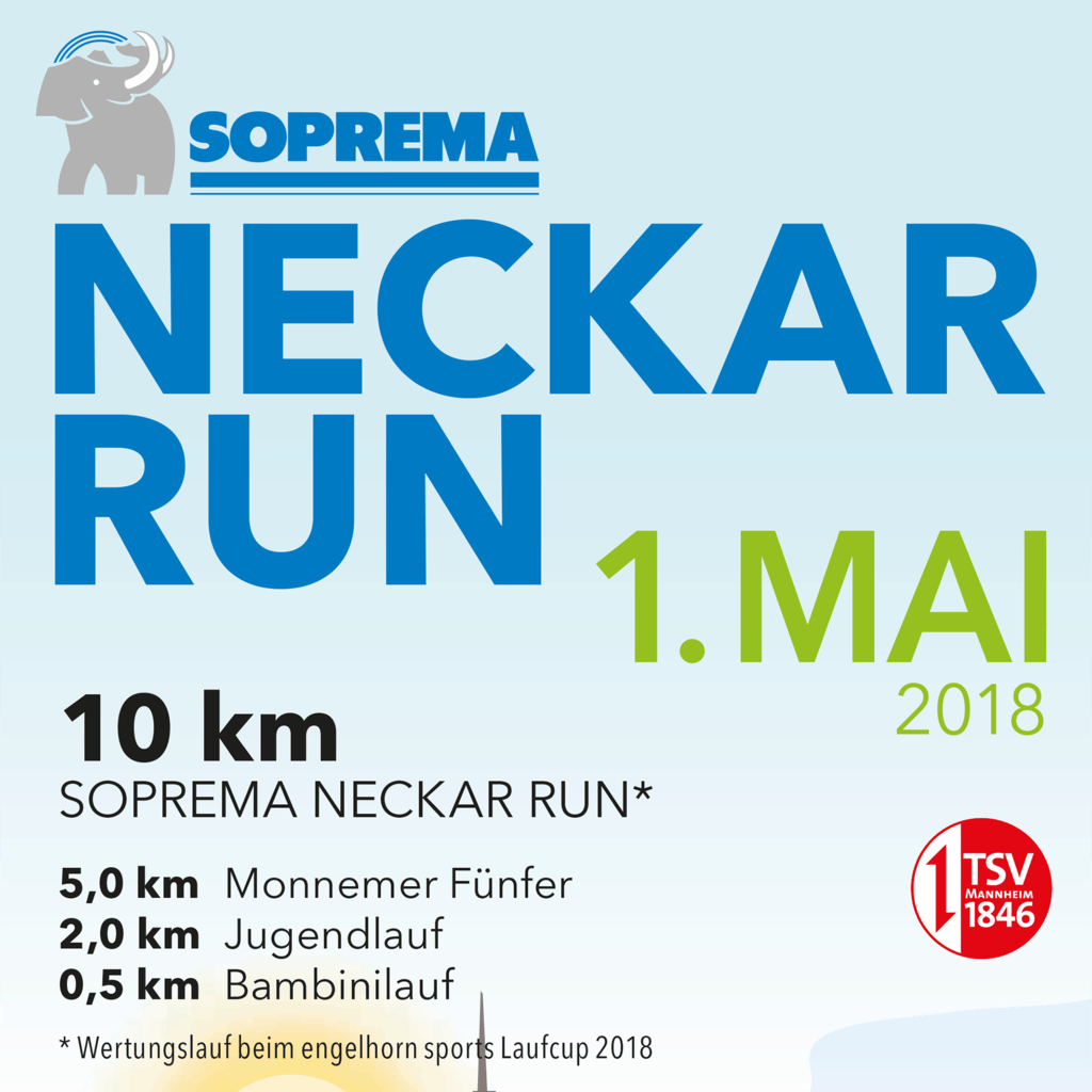 2. SOPREMA Neckar Run