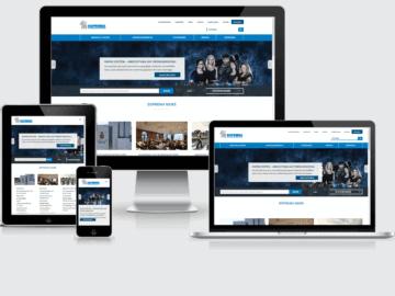 responsive Webdesign Soprema GmbH