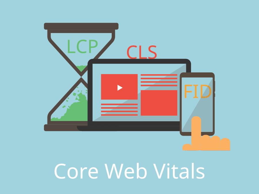 Suchmaschinenoptimierung mit Core Web Vitals