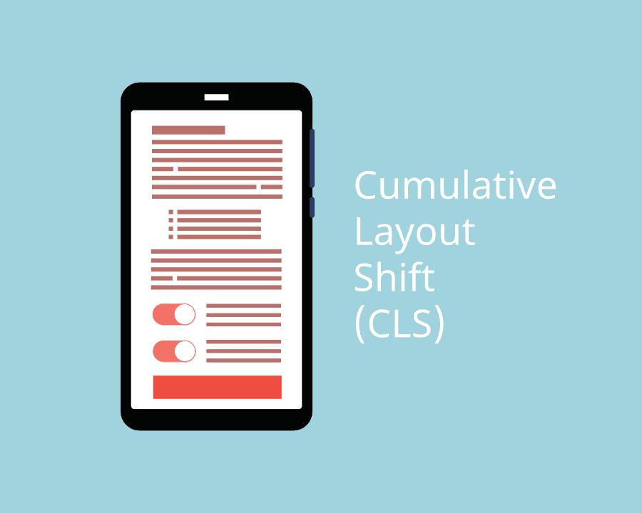 SEO Google Web Vitalis Cumulative Layout Shift CLS